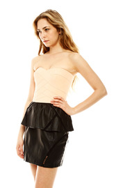 Nameless Bandage Bustier - Side cropped