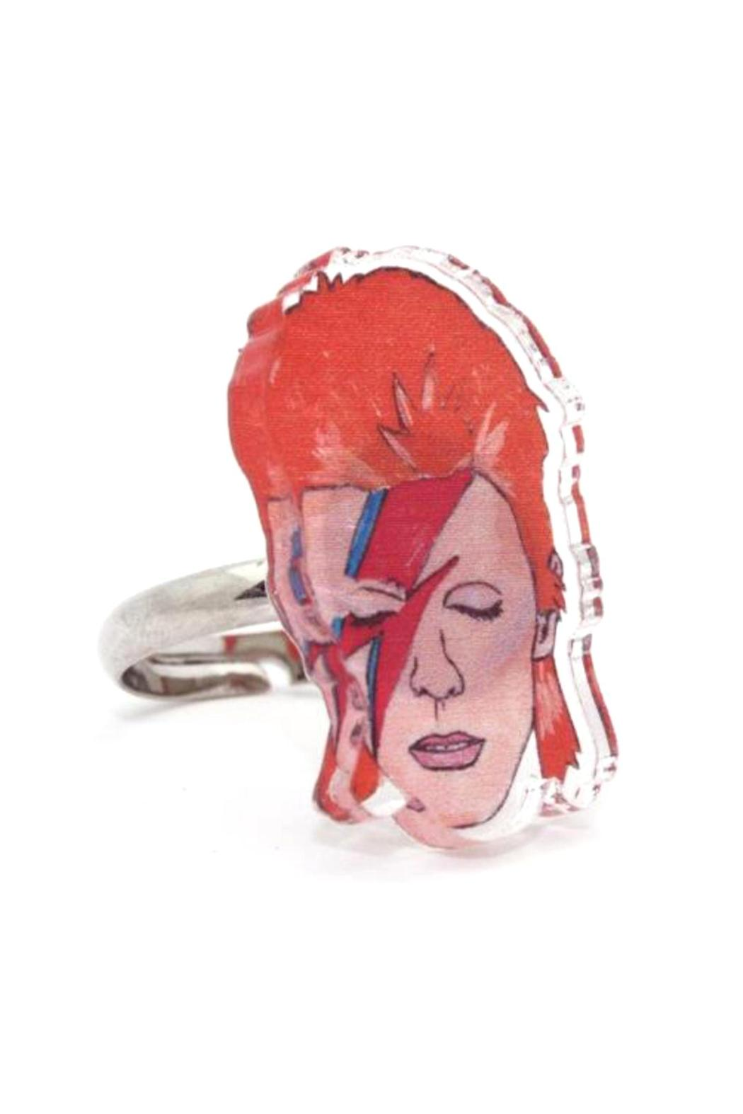 Leroy's Place David Bowie Ring - Main Image