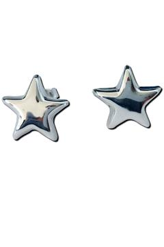 Salvador Jouhayerk Star Stud Earrings - Product List Image