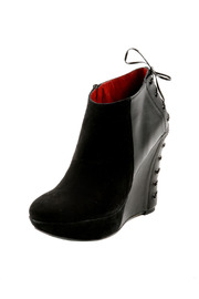 Shoptiques Product: Madge Wedge Bootie