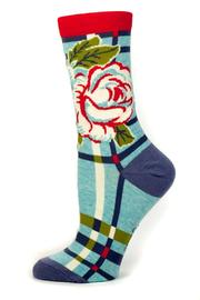 Blue Q Compusively Awesome Socks - Side cropped