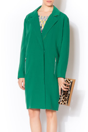 NU New York Emerald Spring Jacket - Product Mini Image