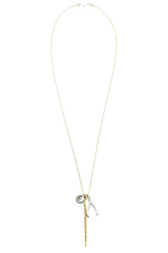 Melene Kent Jewels Golden Girl Custom Necklace - Product List Image