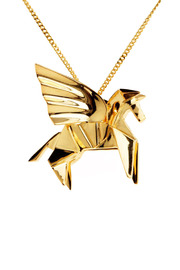 Origami Jewellery Pegasus Necklace - Product Mini Image