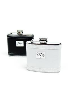 C R Gibson True-Love Flask Set - Product List Image