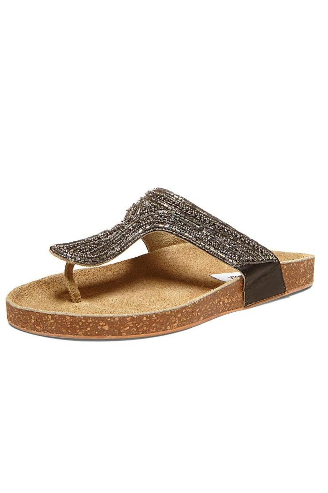 9955b7990d8 Steve Madden Pewter Radlee Sandal from New Jersey by The House ...