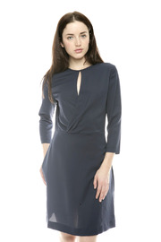 Shoptiques Product: Wrap Front Cocktail Dress