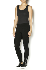 Shoptiques Product: Long Zipper Leggings - Front full body