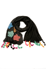 Shoptiques Product: Flower Scarf