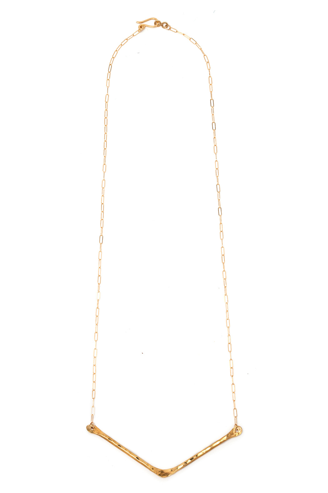 Cinq Dune Necklace - Back Cropped Image