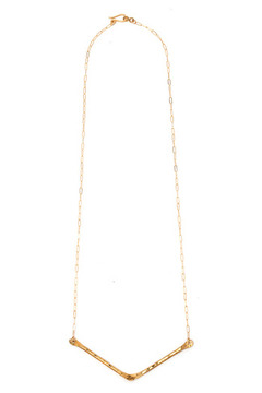 Cinq Dune Necklace - Alternate List Image