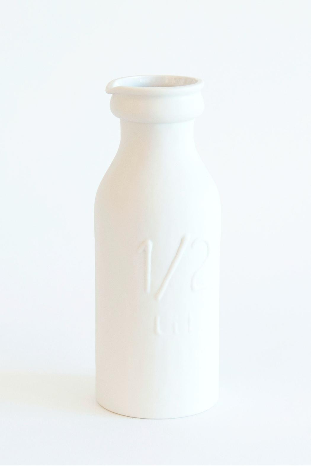 Milk Bottle 1/2l - Front Full Image