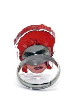 Leroy's Place David Bowie Ring - Alternate List Image