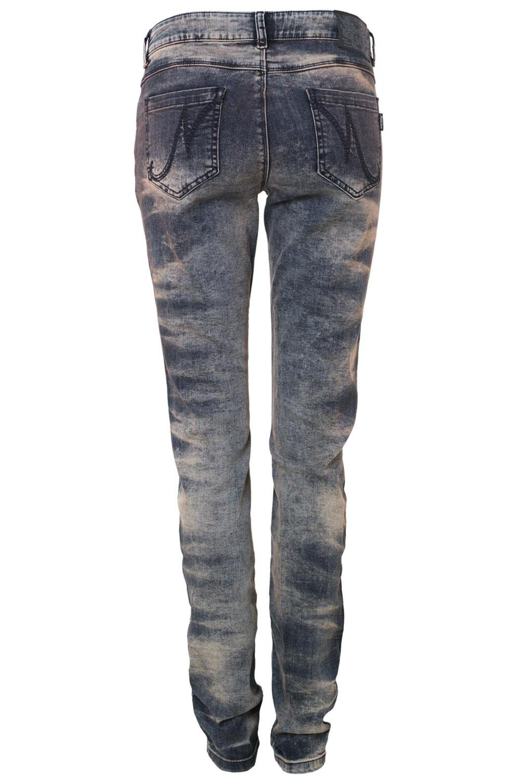NTS Strechy Skinny Jeans - Front Full Image
