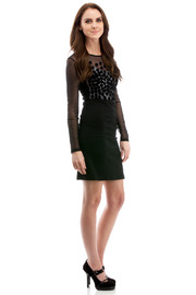 THML Clothing Cocktail Dress - Side cropped
