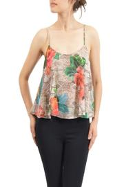 Potter's Pot Floral Tank Top - Product Mini Image