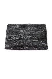 tu-anh Black Clutch - Front cropped