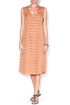 matta Rust Puja Dress - Product List Image