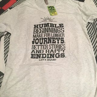 Shoptiques Humble Beginnings Tee