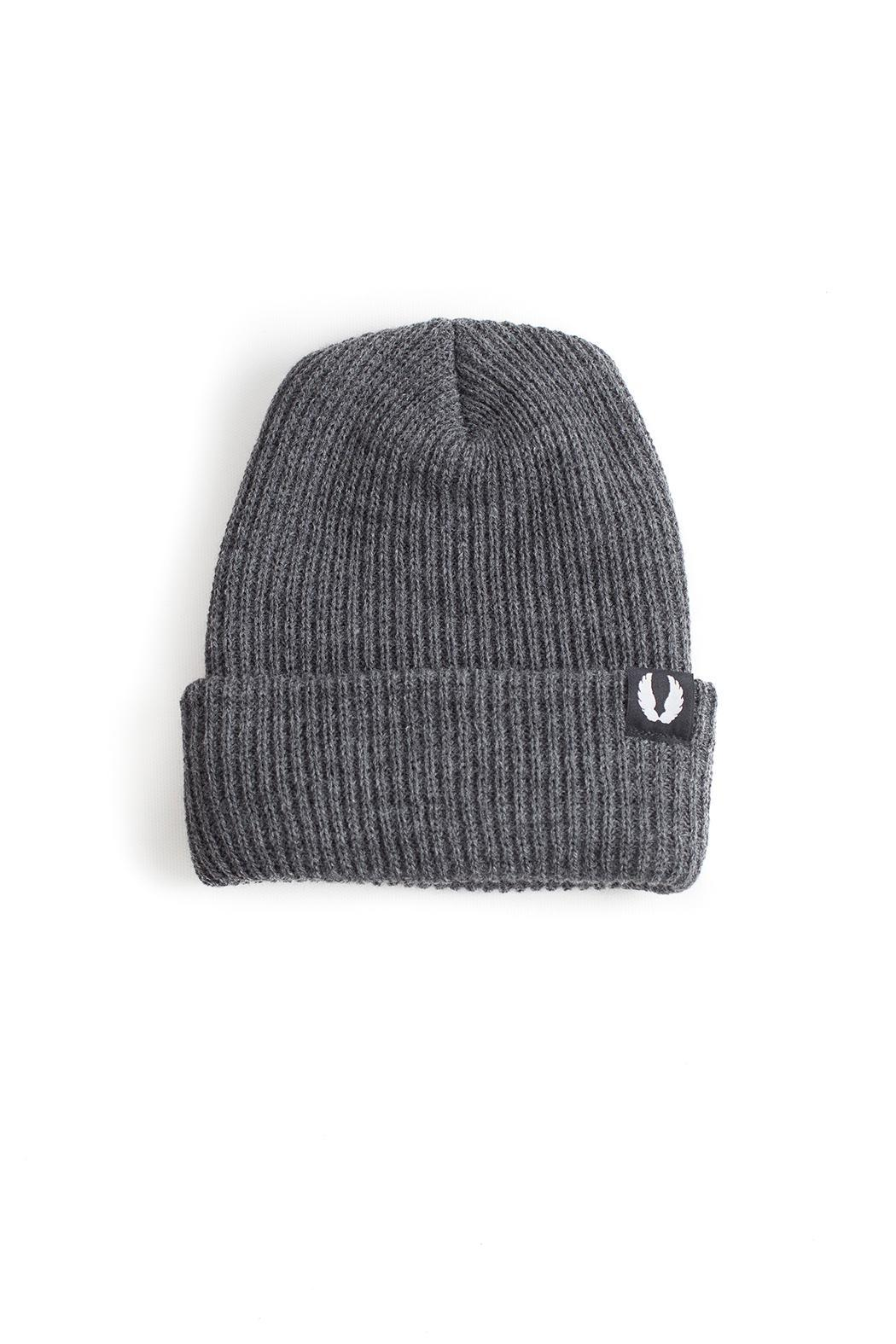 Akinz Fold Beanie - Front Cropped Image
