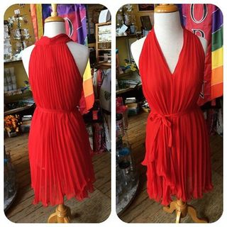 Shoptiques Product: Chiffon Dress