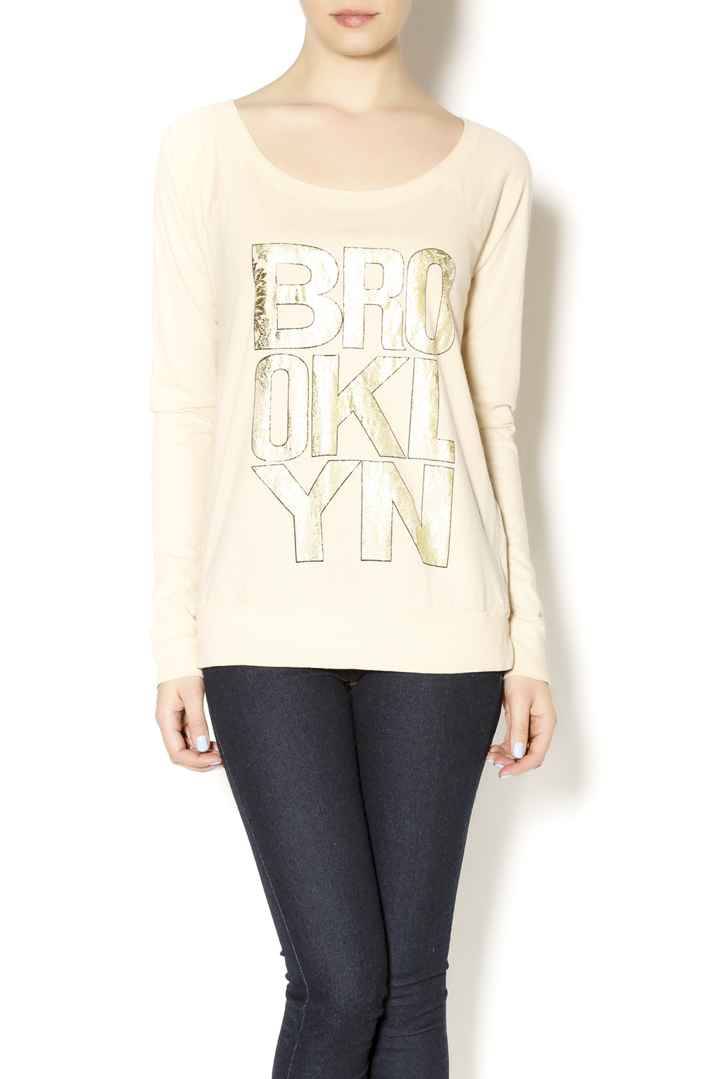 Chaser Brooklyn Baroque Raglan - Main Image