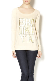 Chaser Brooklyn Baroque Raglan - Front cropped