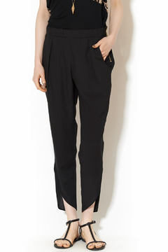 Naven Black Petal Pants - Product List Image