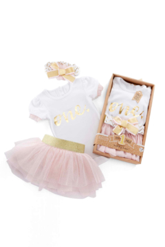 Baby Aspen 1st Birthday Gift Set - Alternate List Image