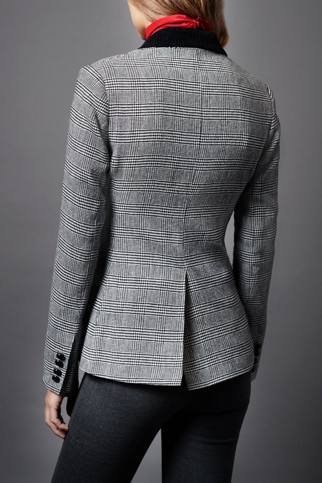 Smythe 2 Button Blazer - Front Full Image