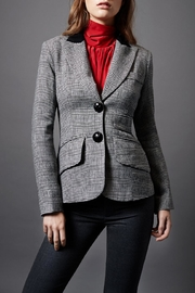 Smythe 2 Button Blazer - Product Mini Image