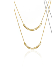 ANUJA TOLIA 2 Chain Necklace - Front cropped