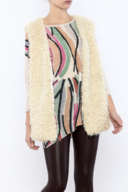 2 Chic Faux Lamb Vest - Product Mini Image