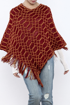 2 Chic Knit Poncho - Product List Image