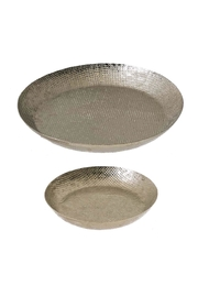 Evergreen Enterprises 2 Hammered Trays - Product Mini Image
