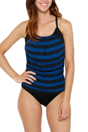 Captiva by Christina 2-In-1 Tankini - Front cropped