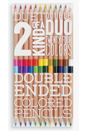 Ooly 2 of a Kind Colored Pencils - Product Mini Image