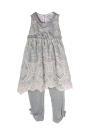 Isobella and Chloe 2-Pc Airy Dream - Front full body