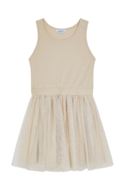 Mayoral 2 Piece Eliana Voile Dress - Side cropped