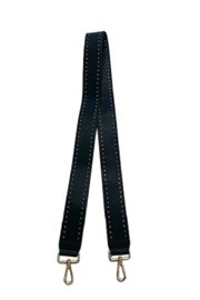 Ahdorned 2'' Soft Faux Leather Stud Strap-NON ADJUSTABLE - Product Mini Image