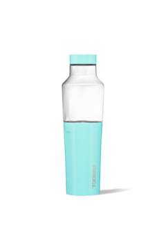 Corkcicle 20 OZ HYBRID CANTEEN-GLOSS TURQUOISE - Alternate List Image