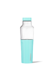 Corkcicle 20 OZ HYBRID CANTEEN-GLOSS TURQUOISE - Product Mini Image