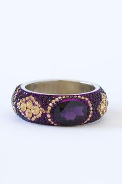 Shoptiques Product: Bomaby Bangle Purple