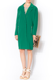 NU New York Emerald Spring Jacket - Front full body