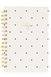 Sugar Paper 2021 Small Spiral Planner - Product Mini Image