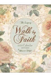 Legacy 2021 Walk By Faith Mini Wall Calendar - Product Mini Image