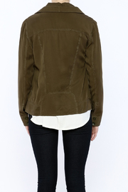 209 Group Light Weight Cropped Jacket - Back cropped