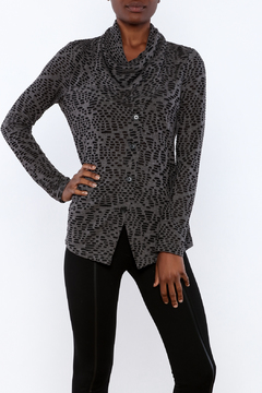 209 West Cowl Button Top - Product List Image