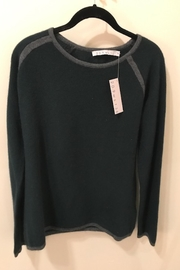 209 West Green Cashmere Sweater - Product Mini Image