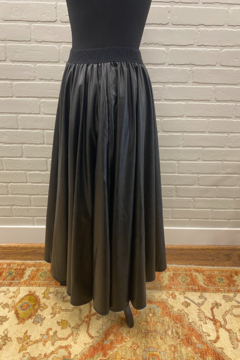 NY 77 Design 21077 Faux Leather Skirt - Product List Image